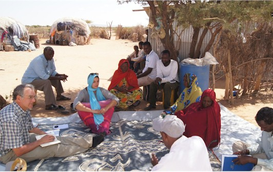 CONCERN Worldwide Somaliland &#038; SATG Collaboration